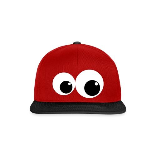 eyes2 - Snapback Cap
