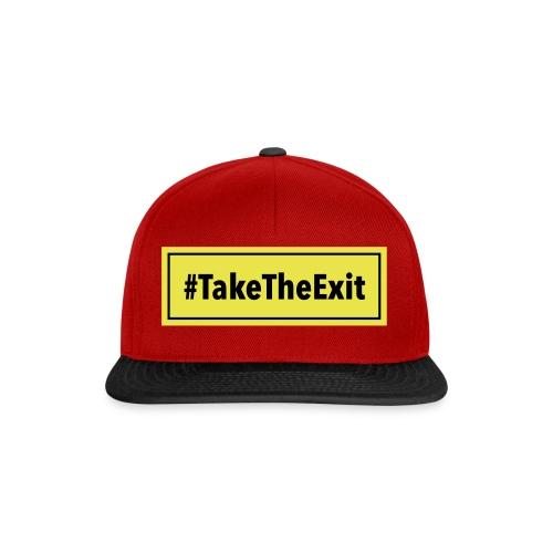 #TakeTheExit Cap - Snapback Cap