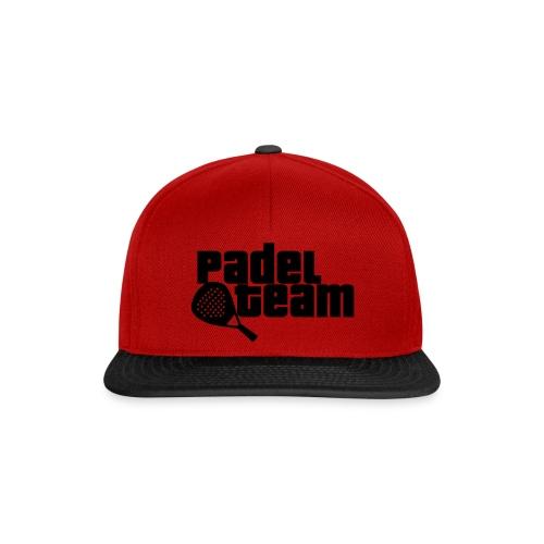 Padel team - Gorra Snapback