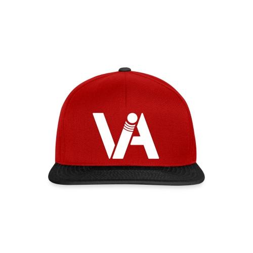VIA Logo ohne Schriftzug - Snapback Cap