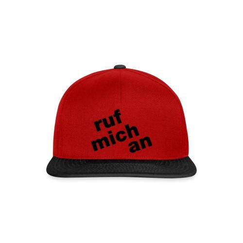 ruf - Snapback Cap