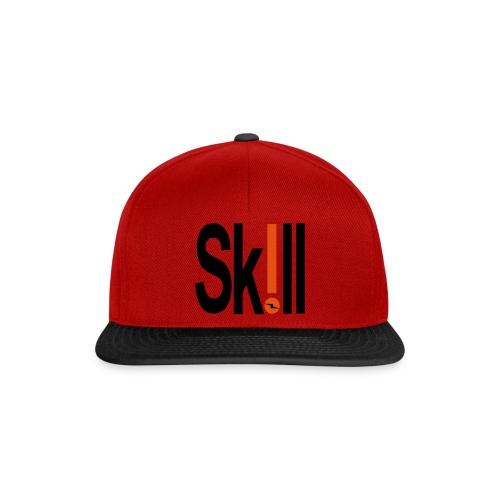 #Skill - Snapback Cap