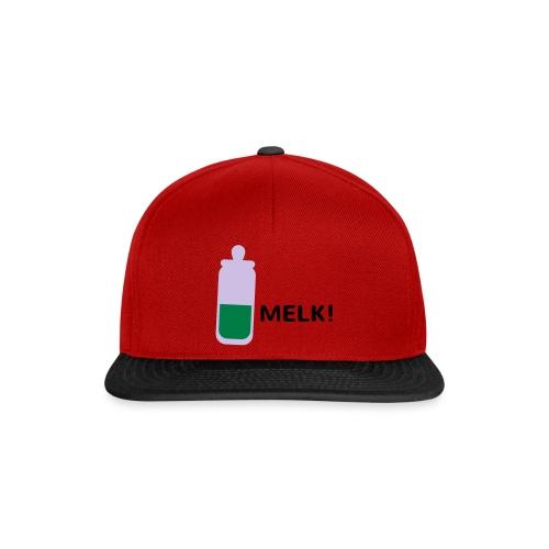 Grappige Rompertjes: Melk - Snapback cap