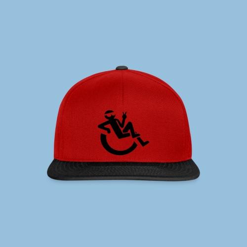 Happyweelchair1 - Snapback cap