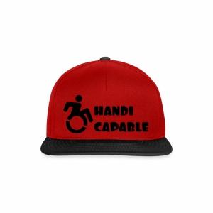 Capable - Snapback cap