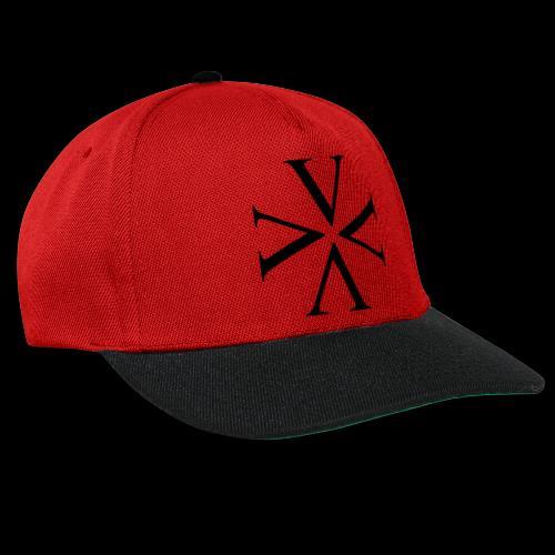 Cross - Snapback Cap