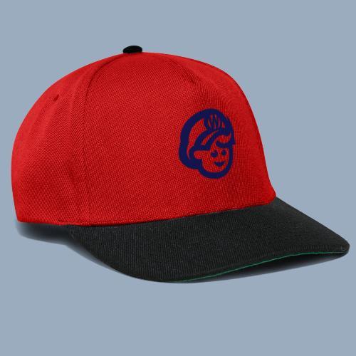 logo bb spreadshirt bb kopfonly - Snapback Cap