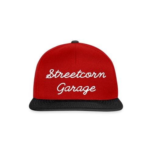 streetcorn_garage - Snapback Cap
