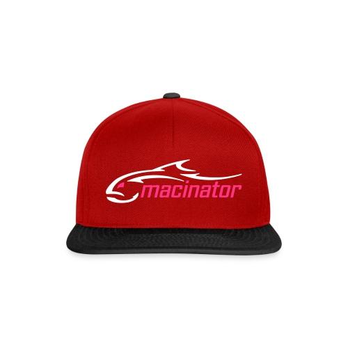 macinator 2020 - Snapback Cap