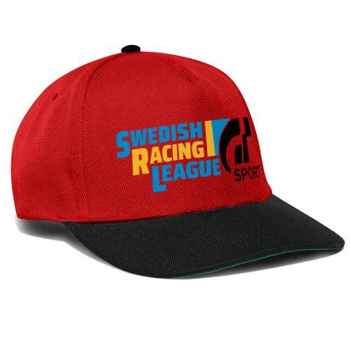 Swedish Racing League GT Sport svart - Snapbackkeps