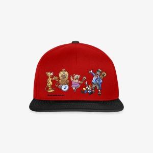 Musik-Zirkus - Snapback Cap