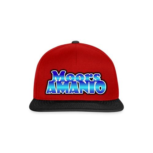 MoorsAmanioLogo - Snapback cap