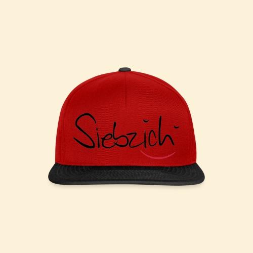 siebzich - Snapback Cap