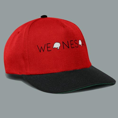 It is wednesday - Gorra Snapback