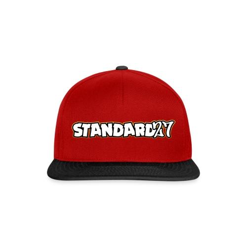 STANDARD 27 - Snapback Cap