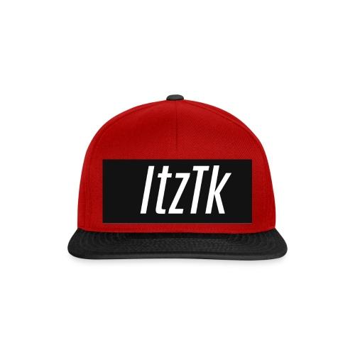 ITZTK SHIRT LOGO - Snapback Cap
