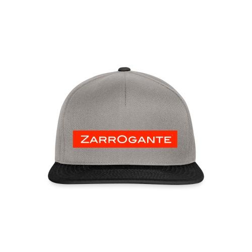 BasicLogoRed - Snapback Cap
