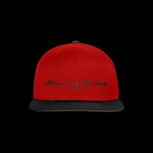 Street of Racing - collection two - Snapback Cap