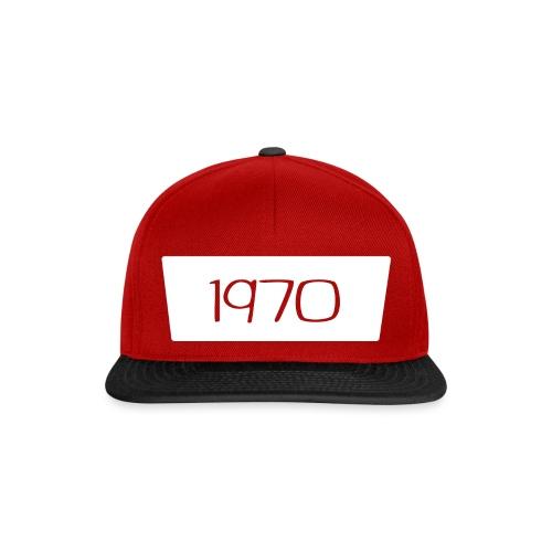 1970 - Snapback cap