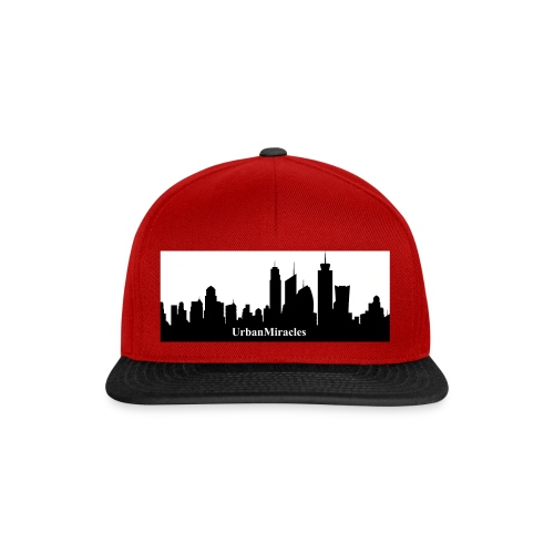 um skyline - Snapback Cap