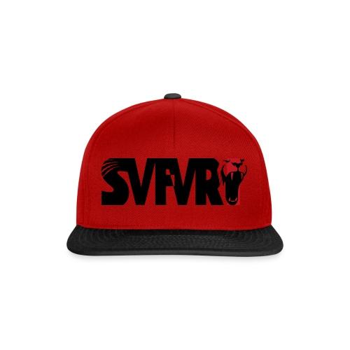 Safari Logo SCHWARZ - Snapback Cap