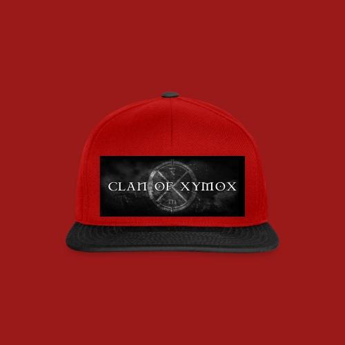Small Logo Clan Of Xymox - Snapback Cap