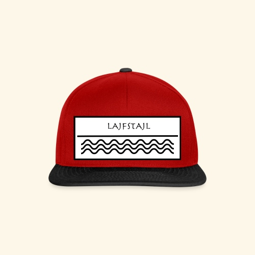 Lajfstajl is the new style - Snapbackkeps