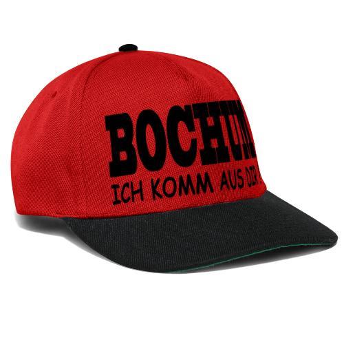 Bochum - Ich komm aus dir! - Snapback Cap