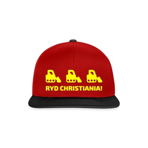 Ryd Christiania - Snapback Cap
