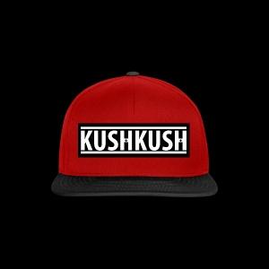 KUSHKUSH - Snapback cap