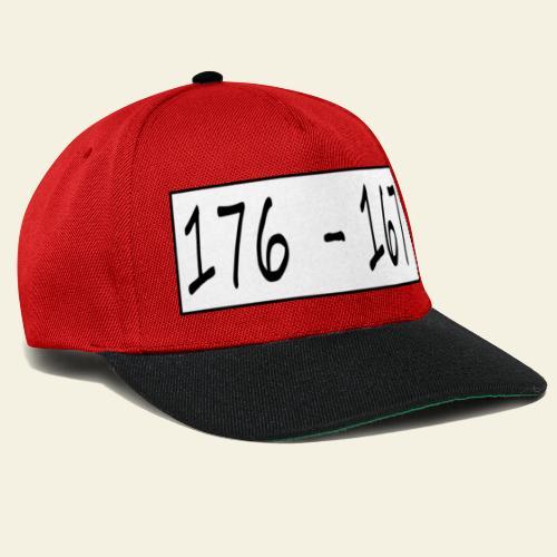 176167 - Snapback Cap