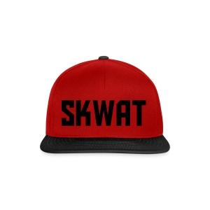 BLACK DESIGN - Snapback cap