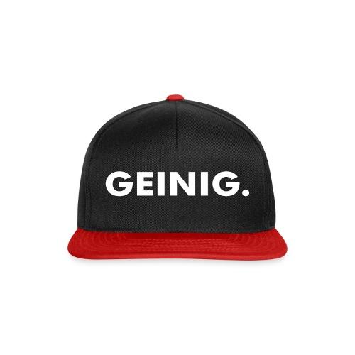 GEINIG. - Snapback cap