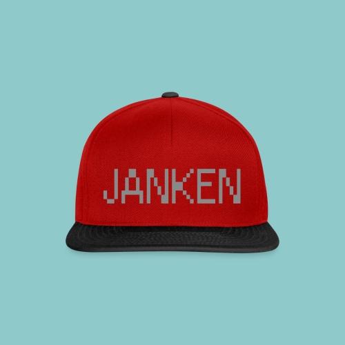 Janken met de pet op! - Snapback cap