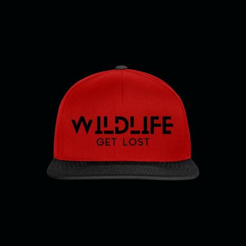SCRITTA WILDLIFE - Snapback Cap