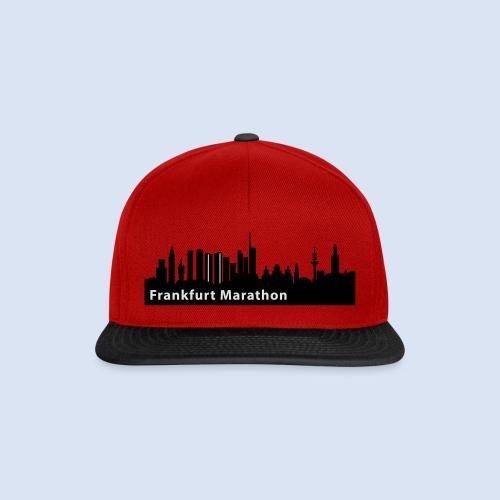 Frankfurt Marathon Skyline - Snapback Cap