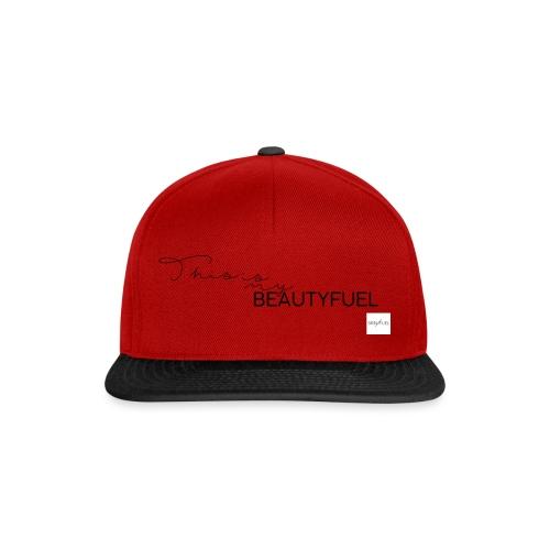 Beautyfuel Travel Mug - Snapback Cap