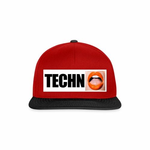 TECHN0 - Casquette snapback