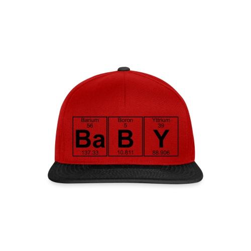 Ba-B-Y (baby) - Full - Snapback Cap