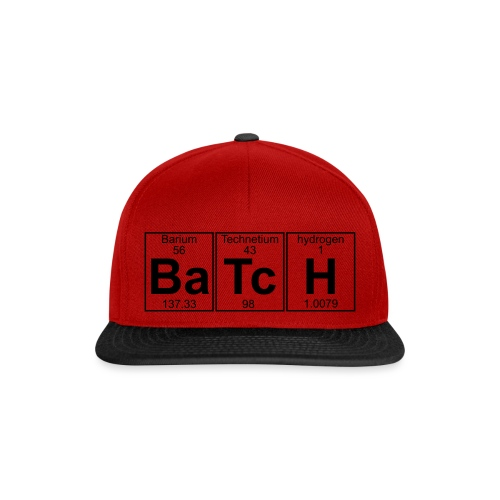 Ba-Tc-H (batch) - Full - Snapback Cap