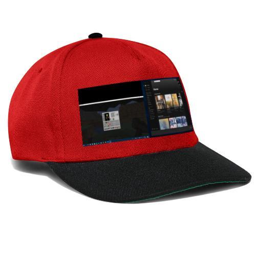 Capture001 - Snapback Cap