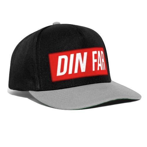 DIN FAR - Snapback Cap