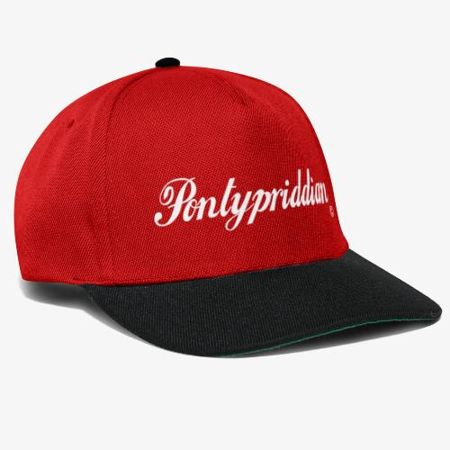 Pontypriddian - Snapback Cap