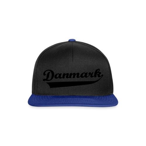 Danmark Swish - Snapback Cap