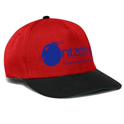 ontzetting logo - Snapback cap