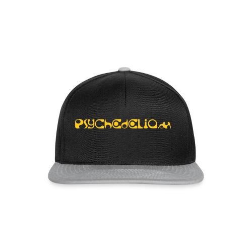 Psychedelia.dk - Snapback Cap