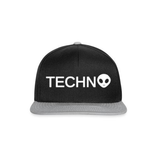 TECHNO3 - Snapbackkeps
