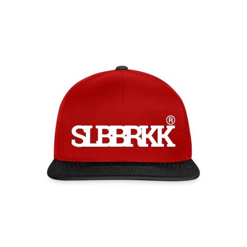 SLBBRKK white - Snapback cap