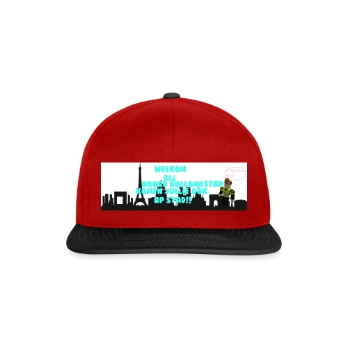 Noord Holland city - Snapback cap