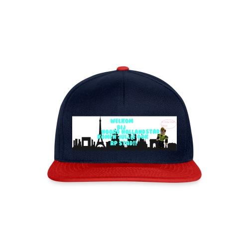 Noord Holland city - Snapback cap